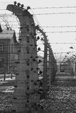 Auschwitz Concentration Camp - Poland. Auschwitz II-Birkenau, the extermination camp, where up to three million people were murdered by the Nazis (2.5 million Stock Photo
