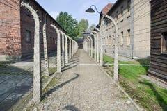 Auschwitz Royalty Free Stock Photography