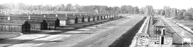 Auschwitz Royalty Free Stock Image