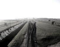 Auschwitz Royalty Free Stock Photos