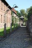 Auschwitz I Royalty Free Stock Image