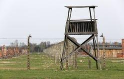 Auschwitz II Birkenau poland Immagini Stock