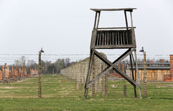Auschwitz II Birkenau. Poland. Stock Images
