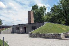 Auschwitz Museum Royalty Free Stock Image