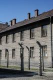 auschwitz, Niemiecka Nazistowska koncentracja i eksterminacja, obozujemy w Polska zdjęcia royalty free