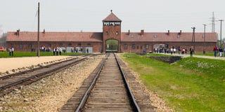 Auschwitz Stock Photography