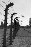 Auschwitz - part BI Stock Images