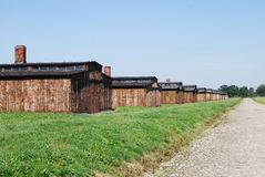 Auschwitz - part BIIa Royalty Free Stock Photo