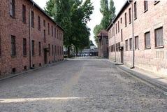 Auschwitz1 Stock Photos