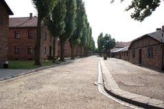 Auschwitz2 fotografia stock