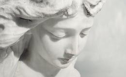 Ausdrucksvoller Engel lizenzfreie stockfotografie