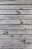 Ausführliche alte hölzerne Plankenbeschaffenheit Lizenzfreie Stockbilder