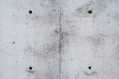 Ausführliche Beschaffenheit der konkreten Wand des Zementes des Schmutzes rauen Lizenzfreie Stockbilder