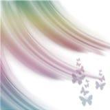 Ausführliche vektorzeichnung Einladung, Hochzeit, Papierkarten dekoratives Muster Beschaffenheit Lizenzfreie Stockfotos