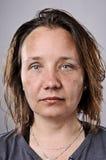 Ausführliches Portrait Stockfotos