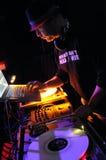 Ausführung DJ Adam 12 Phasen. Lizenzfreies Stockbild