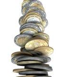 Ausfallen Wirtschaftlichkeiten Lizenzfreie Stockfotografie