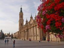 Ausflüge in Spanien und in Portugal 2013 Lizenzfreie Stockfotografie
