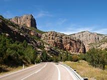 Ausflüge in Spanien und in Portugal 2013 Stockfotos