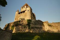 Ausflug César von mittelalterlichem Provins in Frankreich lizenzfreie stockfotografie