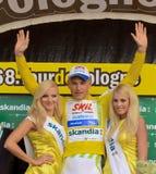 Ausflug de Pologne 2011 - Marcell Kittel Stockfotografie