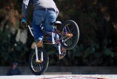 Ausflug des Kalifornien-Trick-Mitfahrers stockbild
