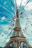 Ausflug Eiffel vektor abbildung