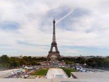 Ausflug Eiffel lizenzfreie stockfotos