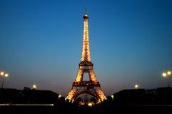 Ausflug Eiffel Lizenzfreie Stockfotografie