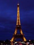 Ausflug Eiffel Stockfotografie