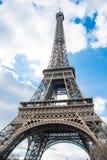 Ausflug Eiffel im Himmel Stockbild