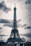 Ausflug Eiffel Paris Stockfotografie