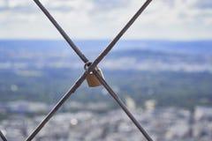 Ausflug Eiffel in Paris frankreich stockfoto
