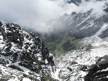 Ausflug hohes Tatras lizenzfreie stockfotografie
