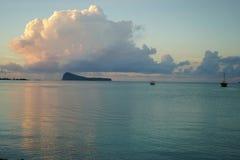 Ausflug Mauritius stockfotografie