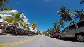Ausflug-Miami Beach FL stock video footage