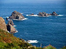 Ausflug von Spanien und von Portugal - 2013 Stockbild