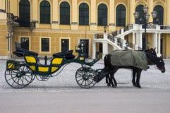 Ausflug von Wien lizenzfreies stockbild