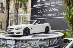 Ausgabe 2012 des Cannes-Filmfestivals 65. Stockfotografie