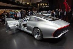 Ausgabe Mercedes-Benz Concepts IAA lizenzfreie stockfotos