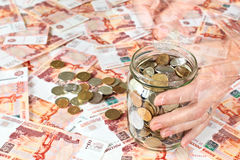 Ausgangsfinanzen Stockfotos