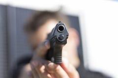 Ausgebildete Polizei Lizenzfreie Stockfotografie