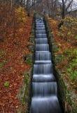 Ausgebreitetes Wasser der Verdammung stockbilder