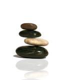 Ausgeglichene Felsen Lizenzfreies Stockbild