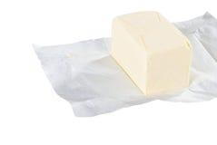Ausgepacktes Pound Butter stockbild