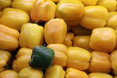 Ausgereift, gelb, köstlich und geschmackvoll stockbilder