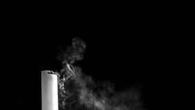 Ausgestorbene Kerze Stockfotografie