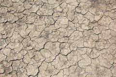 Ausgetrockneter Boden lizenzfreies stockfoto