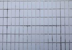 Ausgewählter Fokus der alten Beschaffenheit des Mosaikfußbodenhintergrundes mit flacher Schärfentiefe mit Kopienraum addieren Sie Stockfoto