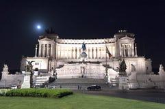 Ausgezeichnete Nacht in Rom. Lizenzfreie Stockfotos